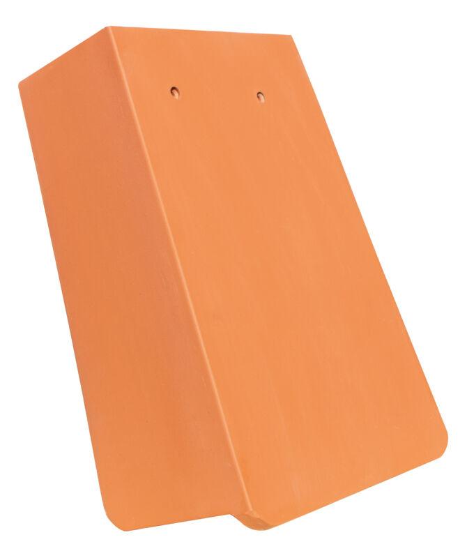 AMBIENTE krój prosty dachówka boczna prawa 1 1/4 z długim okapnikiem ok. 11 cm