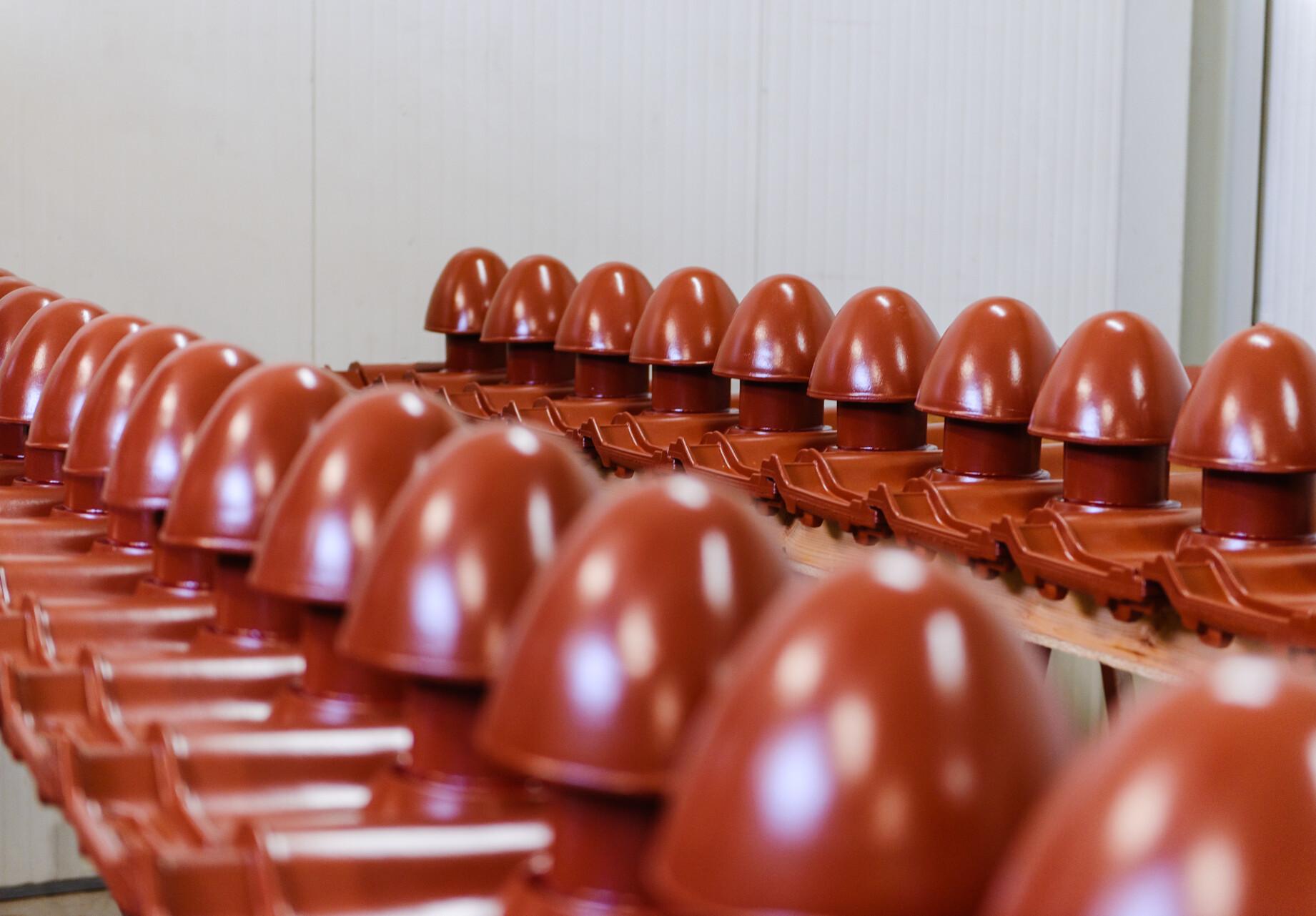 Zakład dachówek ceramicznych CREATON Polska w Widziszewie stawia na rozwój