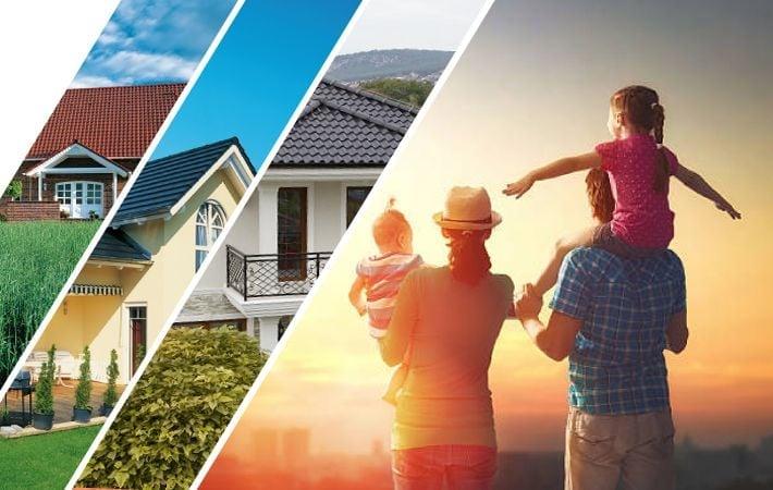 Zaprojektuj swój dach - dachówka cementowa