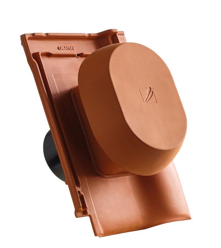 BAL SIGNUM ceramiczny kominek wentylacyjny DN 150/160 mm z adapterem