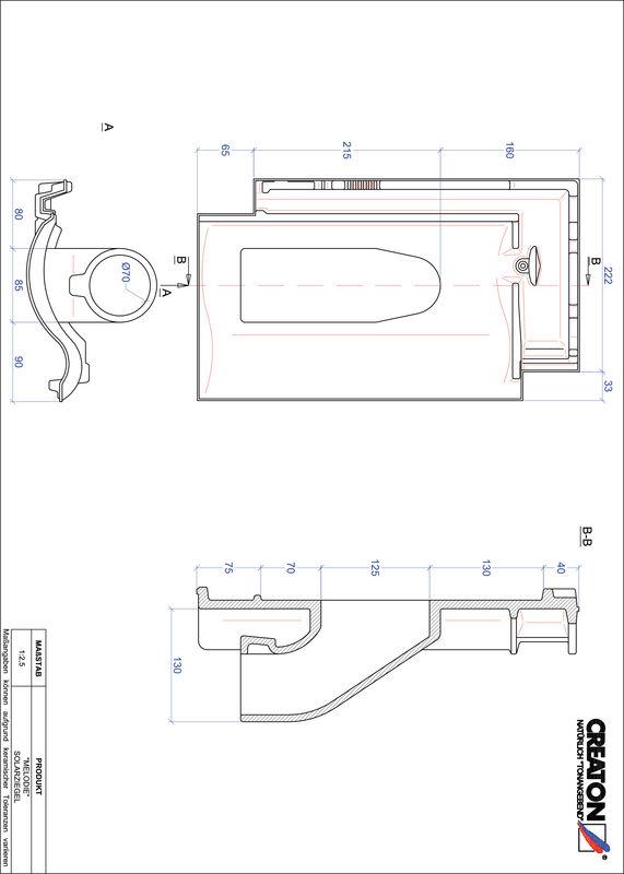 Plik CAD produktu MELODIE dachówka przelotowa do systemu baterii solarnych SOLAR