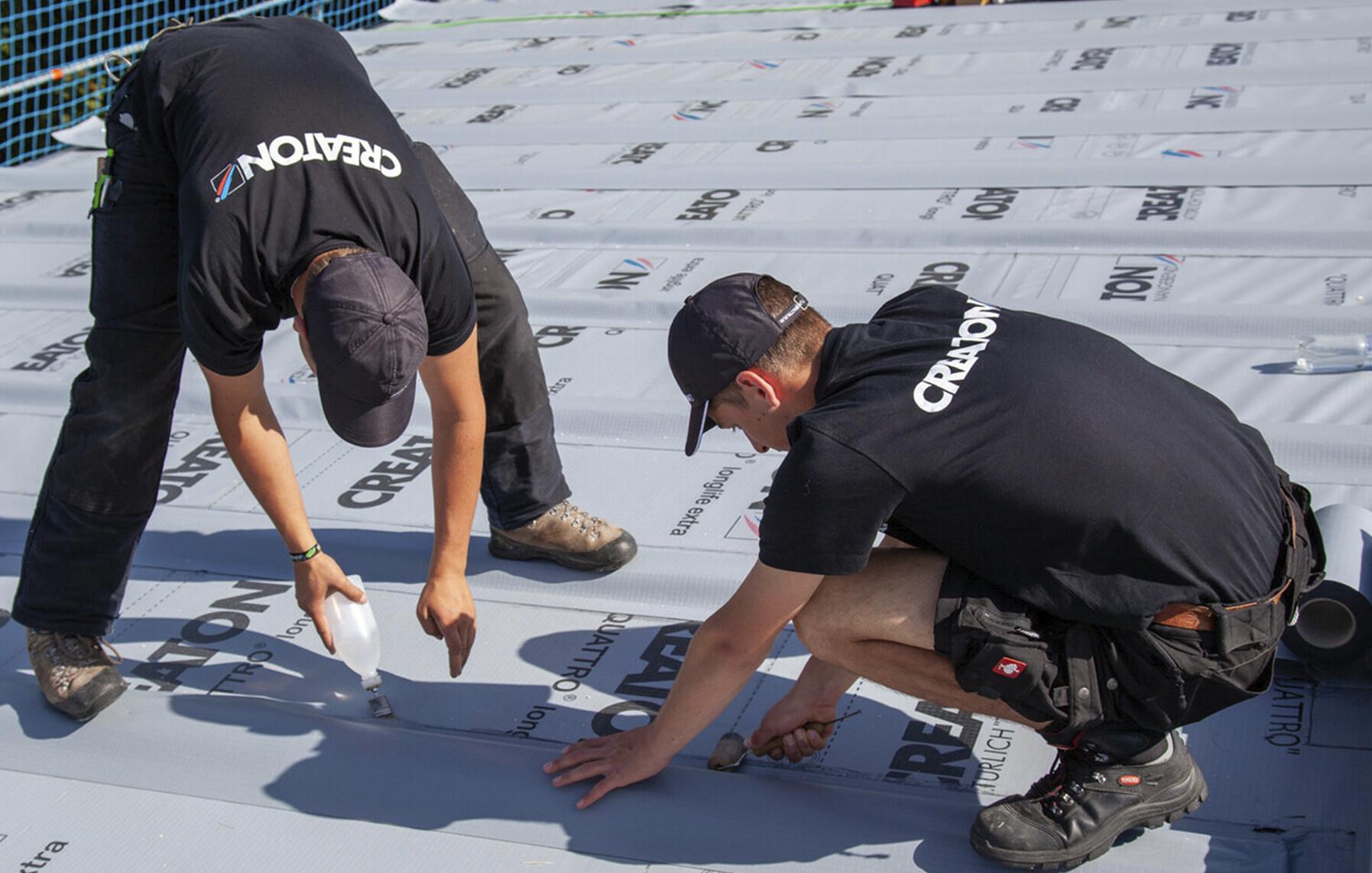 Jaką membranę wybrać na dach o nachyleniu połaci wynoszącym od 7° do 10°?