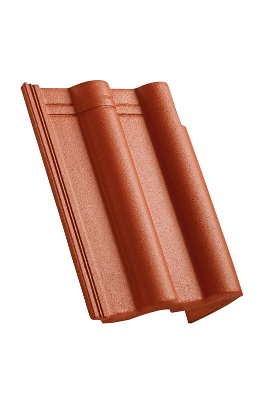 HEI dachówka boczna prawa 90 mm dla rozstawu łat 335 - 345 mm (ok. 3 szt./mb)