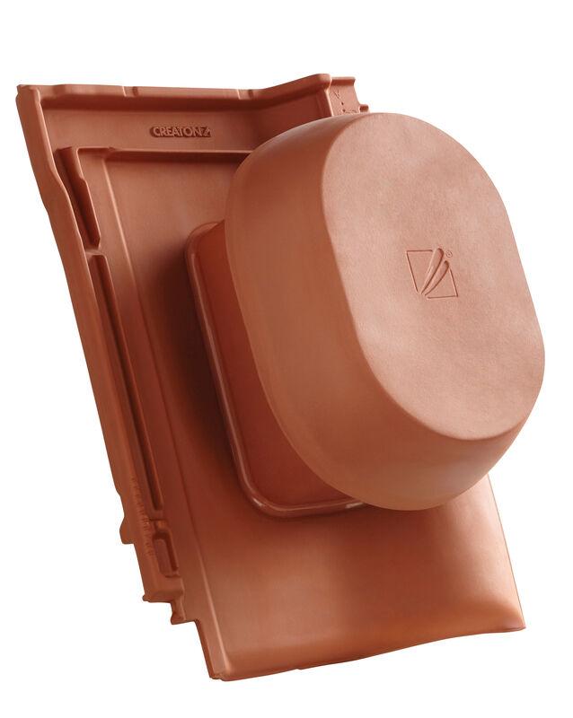 MAG SIGNUM ceramiczny kominek wentylacyjny DN 150/160 mm z adapterem