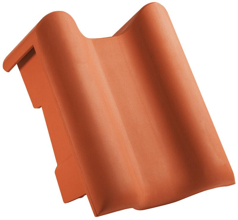 PRE dachówka pulpitowa boczna prawa wymiary standardowe