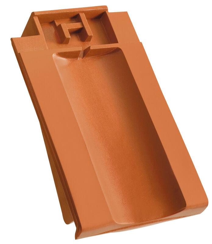 OPT dachówka kalenicowa wentylacyjna boczna prawa