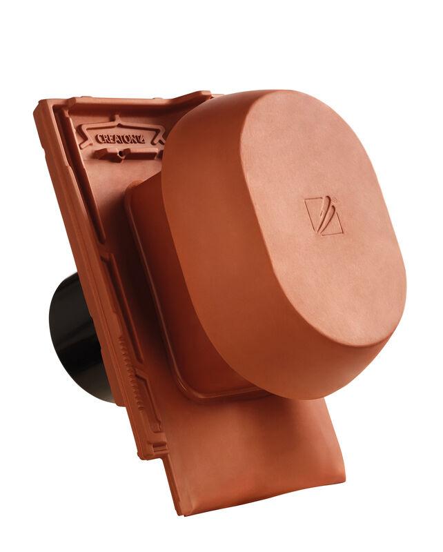 MZ3 NEU SIGNUM ceramiczny kominek wentylacyjny DN 150/160 mm z adapterem