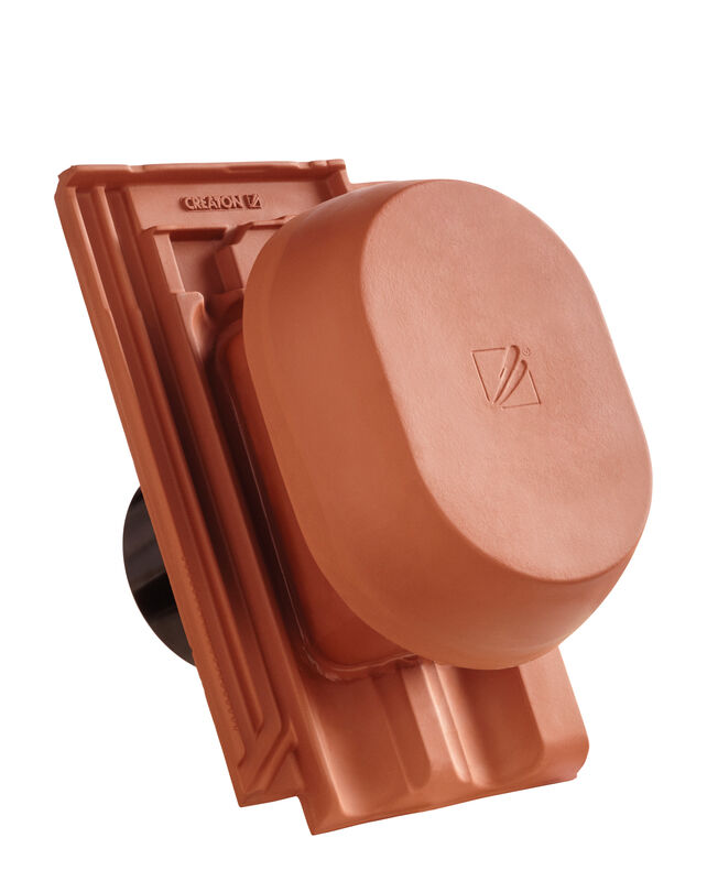 RAT HÖN SIGNUM ceramiczny kominek wentylacyjny DN 150/160 mm z adapterem