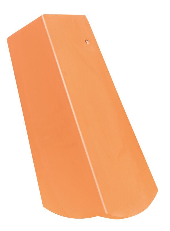 AMBIENTE krój segmentowy dachówka boczna prawa 3/4 z długim okapnikiem ok. 11 cm