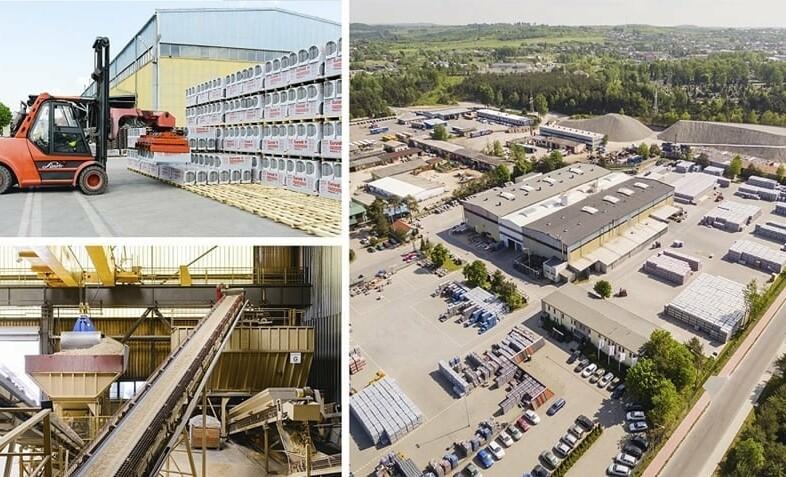 Zakład produkcyjny CREATON w Olkuszu