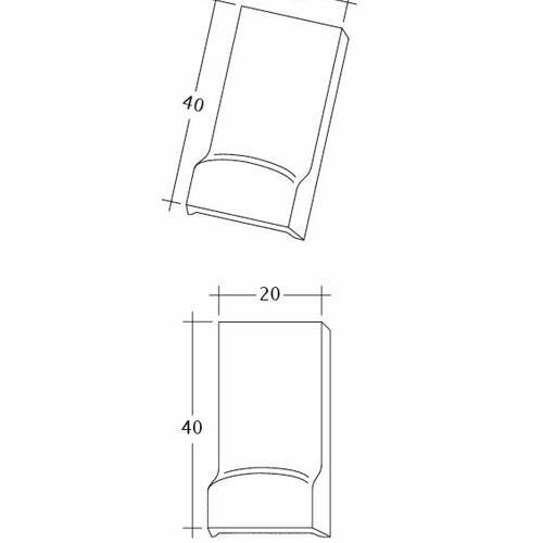 Rysunek techniczny produktu AMBIENTE Ger-LUEFTZ