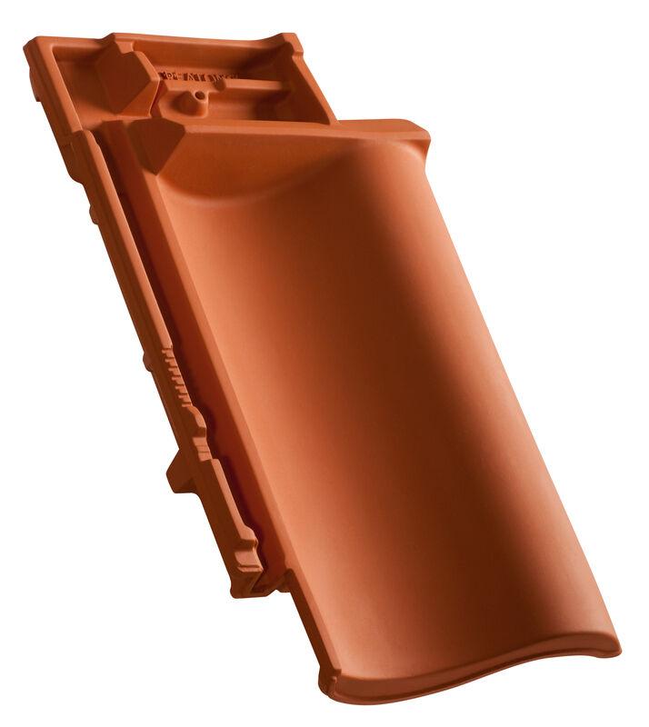 MEL dachówka kalenicowa wentylacyjna boczna prawa