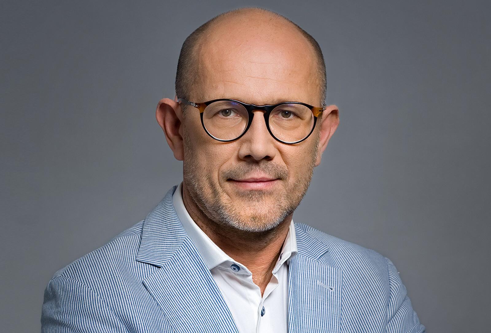 Marek Marchewka - Dyrektor Zarządzający CREATON Polska sp. z o.o.