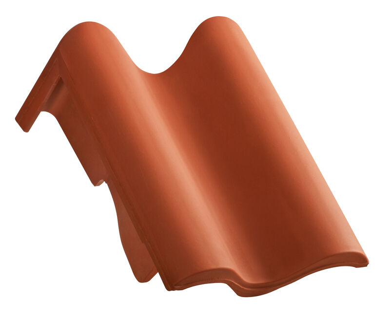 MEL dachówka pulpitowa boczna lewa wymiary standardowe
