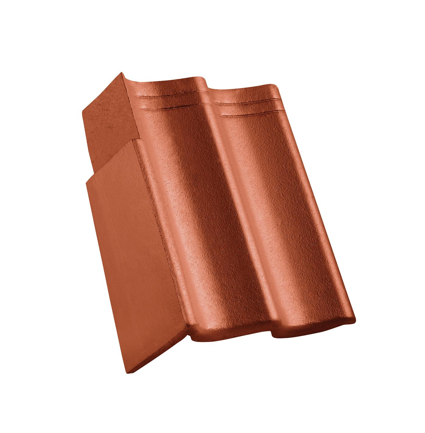 GOE dachówka boczna prawa 90 mm dla rozstawu łat 335 - 345 mm (ok. 3 szt./mb)