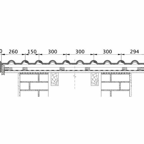 Rysunek techniczny produktu HEIDELBERG ORL PROFILIERTE-BDS