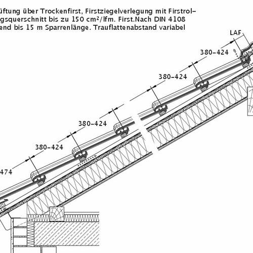 Rysunek techniczny produktu TITANIA DQL DQL