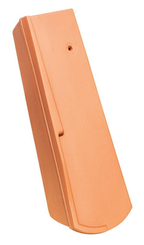 AMBIENTE krój segmentowy dachówka boczna prawa przesuwna z krótkim okapnikiem ok. 5 cm