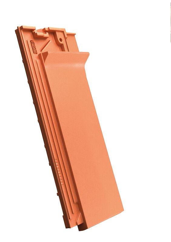 SIM dachówka kalenicowa wentylacyjna połówkowa