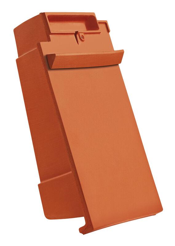 DOM dachówka kalenicowa wentylacyjna boczna prawa