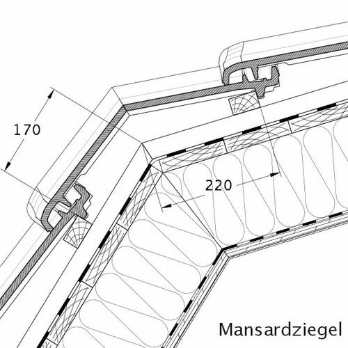 Rysunek techniczny produktu MZ3 MAZ