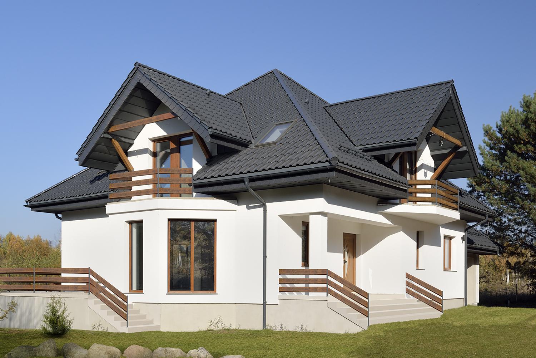 Ceramiczna holenderka płaska to dachówka o uniwersalnym, klasycznym kształcie