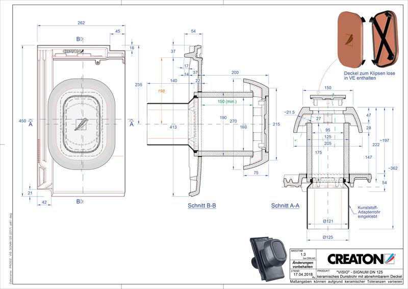 Plik CAD produktu VISIO Signum SIGNUM-125