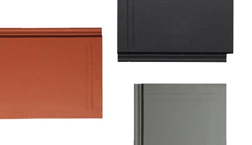 Dachówki cementowe (betonowe) CREATON - paleta trwałych kolorów