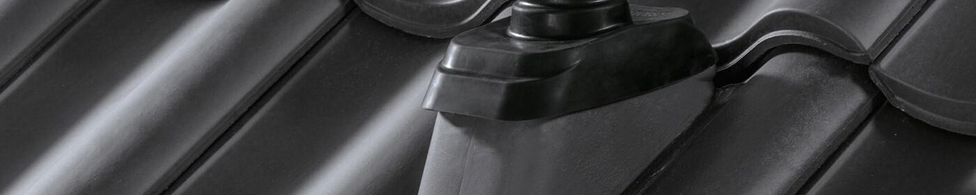 Ceramiczne akcesoria dachowe – funkcje i zalety