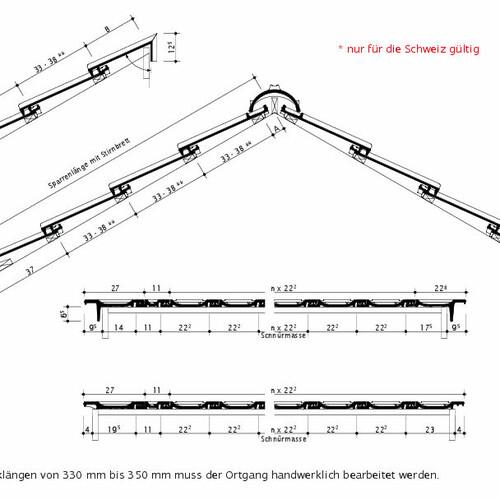 Rysunek techniczny produktu OPTIMA Szwajcaria OPTIMA