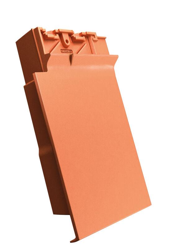 SIM dachówka kalenicowa wentylacyjna boczna lewa
