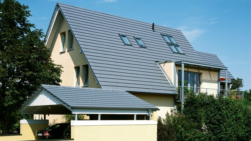 Jaka dachówka na dach dwuspadowy?