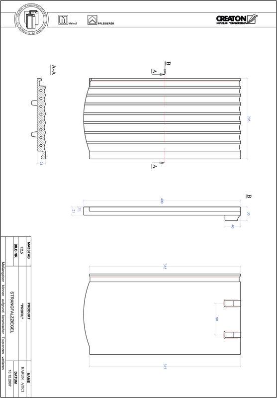 Plik CAD produktu PROFIL krój segmentowy STRANGFALZ-GEWELLT-1-1