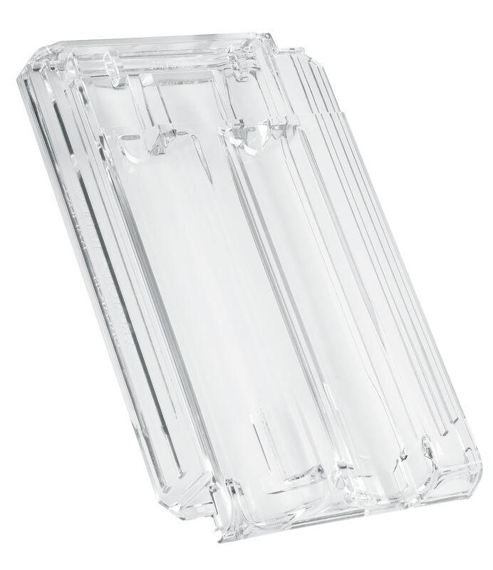 RAP dachówka przezroczysta (oryginalne szkło kryształowe)