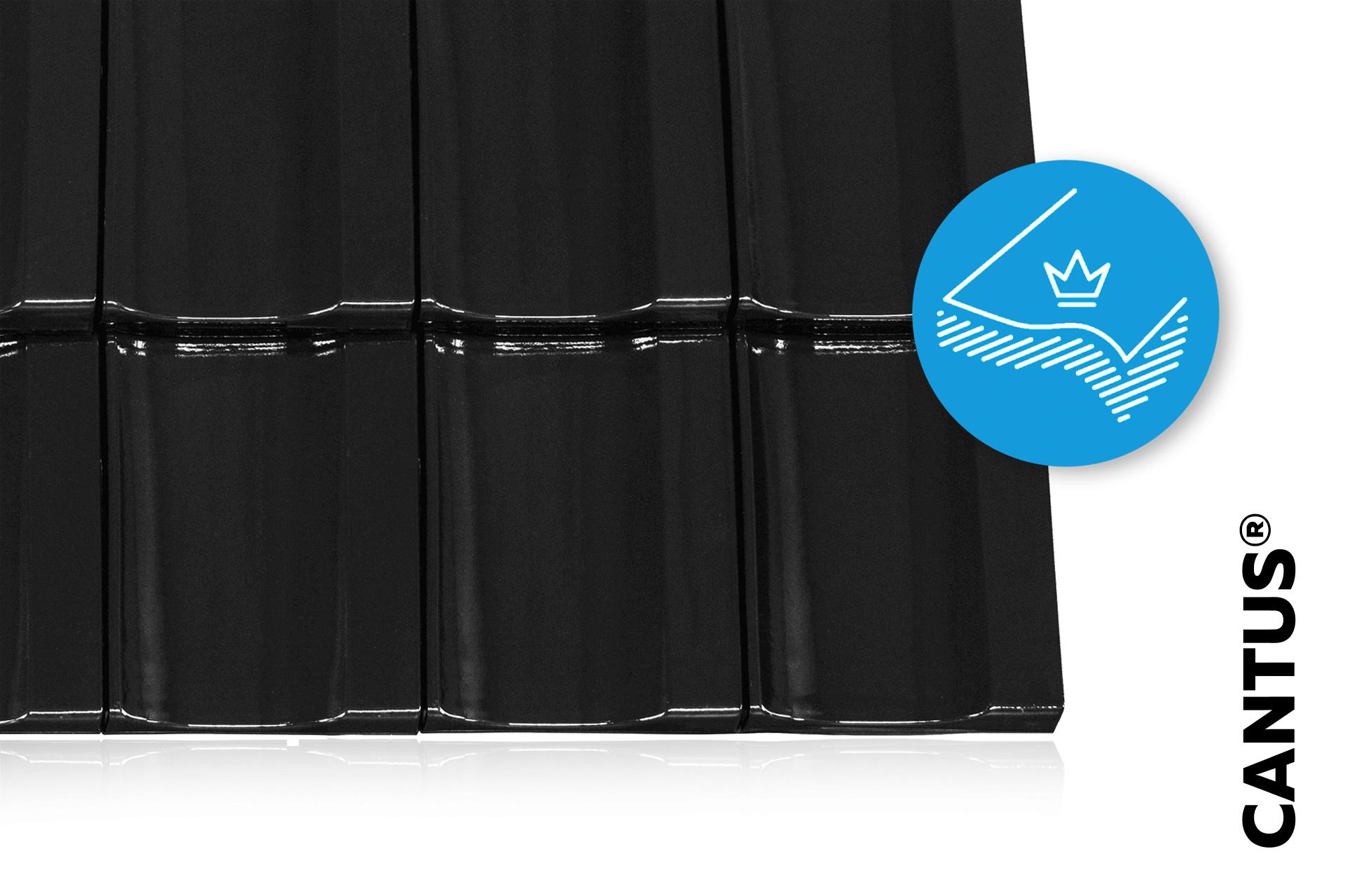 KERALIS – oryginalna technologia produkcji zapewniająca dachówkom CREATON jakość premium