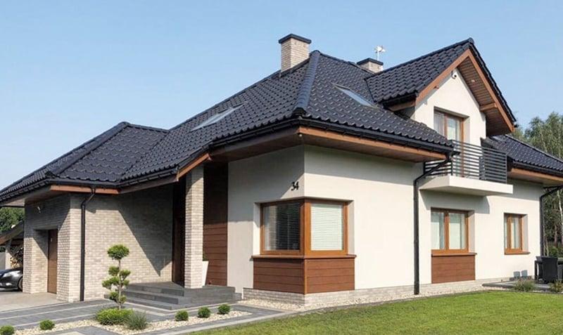 Czym należy kierować się wybierając projekt swojego wymarzonego domu?