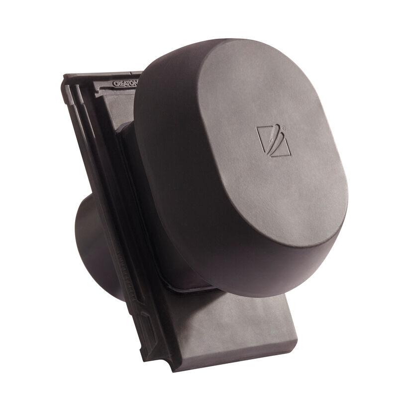 VIS SIGNUM ceramiczny kominek wentylacyjny DN 200 mm z adapterem