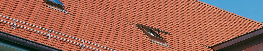 Dachówka karpiówka PROFIL powierzchnia profilowana
