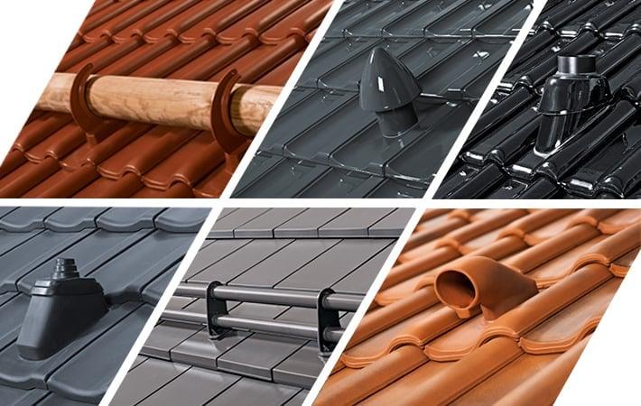 Rozwiązania systemowe – szeroki wybór akcesoriów dachowych