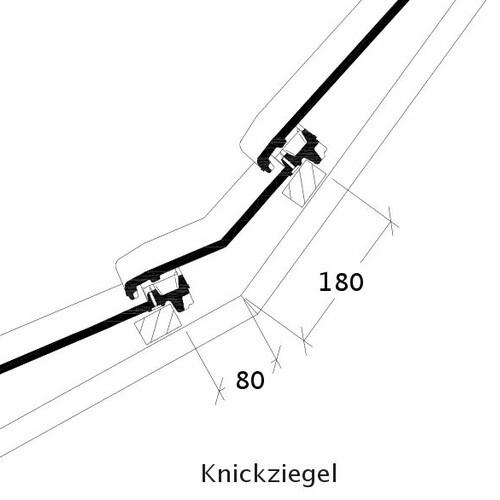 Rysunek techniczny produktu HARMONIE KNZ