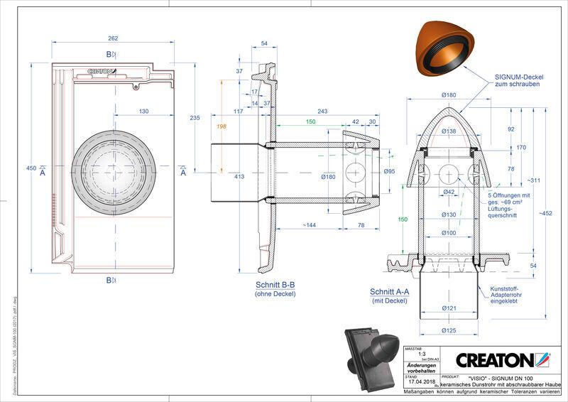 Plik CAD produktu VISIO Signum SIGNUM-100