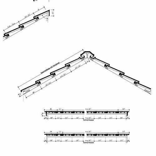 Rysunek techniczny produktu DOMINO Szwajcaria DOMINO