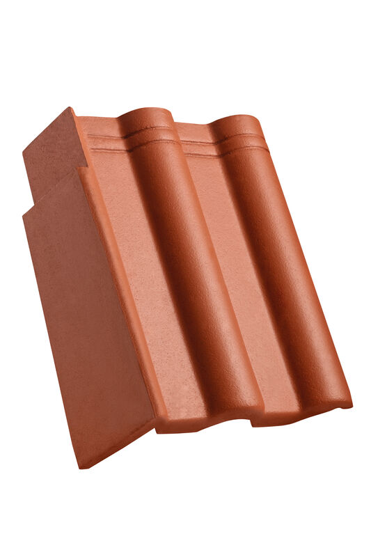 HEI dachówka boczna lewa 90 mm dla rozstawu łat 335 - 345 mm (ok. 3 szt./mb)