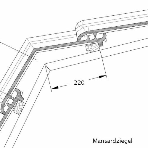 Rysunek techniczny produktu TITANIA MAZ