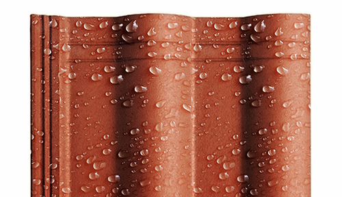 Dachówki cementowe (betonowe) CREATON - estetyczne powierzchnie